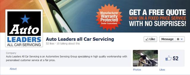 Autoleaders Facebook