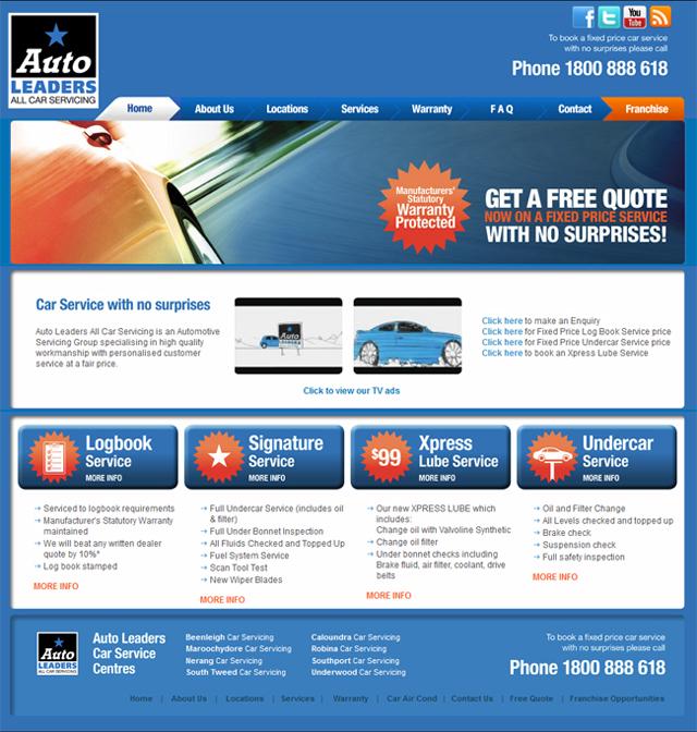 Autoleaders